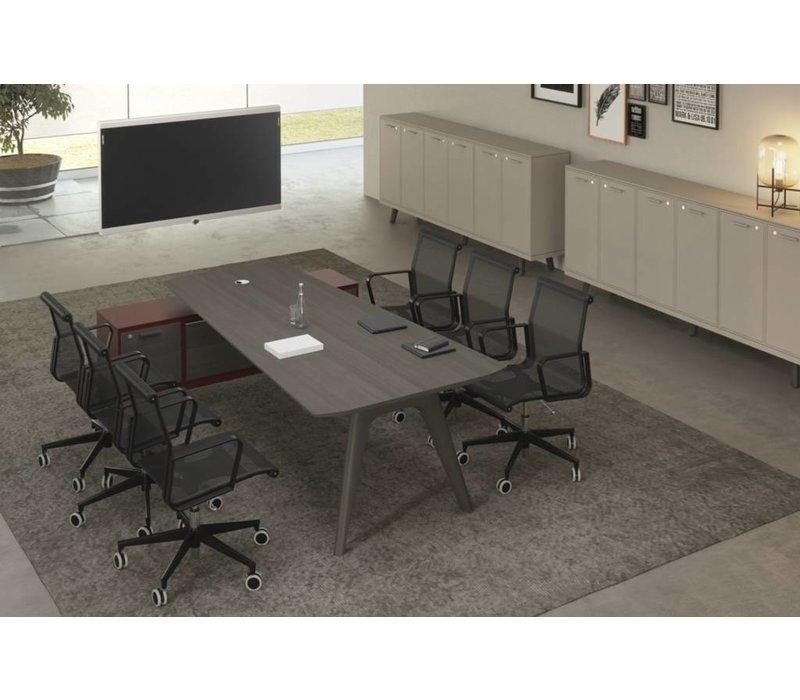 Rail Ray desk directiebureau - vergadertafel