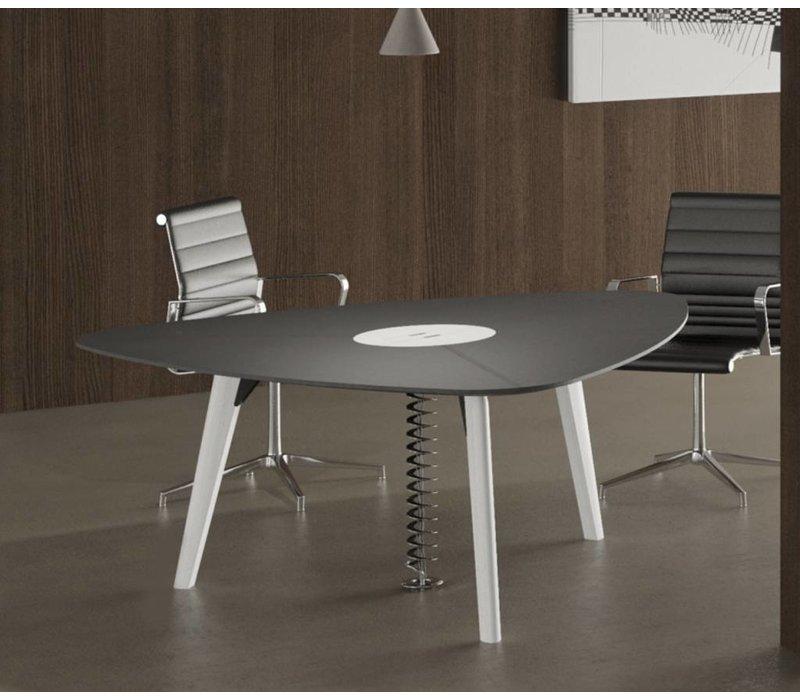 Rail Delta desk bureau exécutif - table de réunion