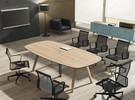 Rail table de réunion 240 à 440cm