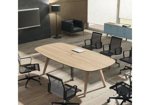 Bralco Rail table de réunion
