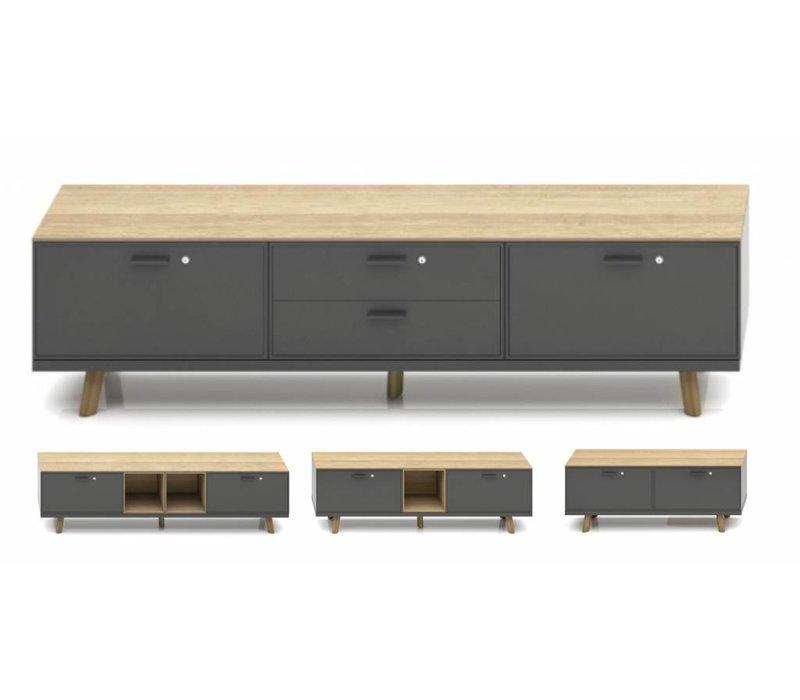 Rail meuble basse