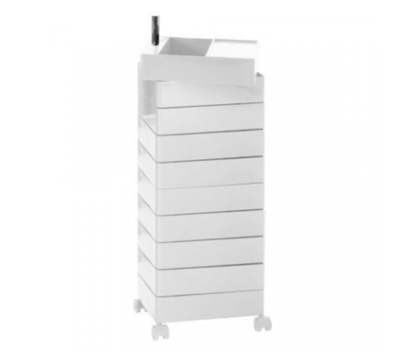 360° drawers 10 laden