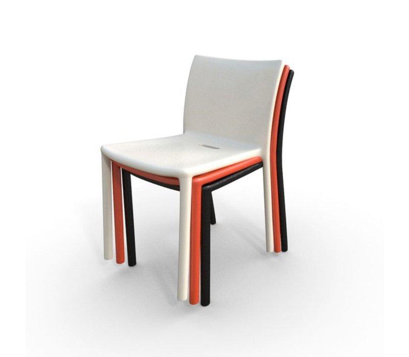 Air chair stoel zonder armleuning