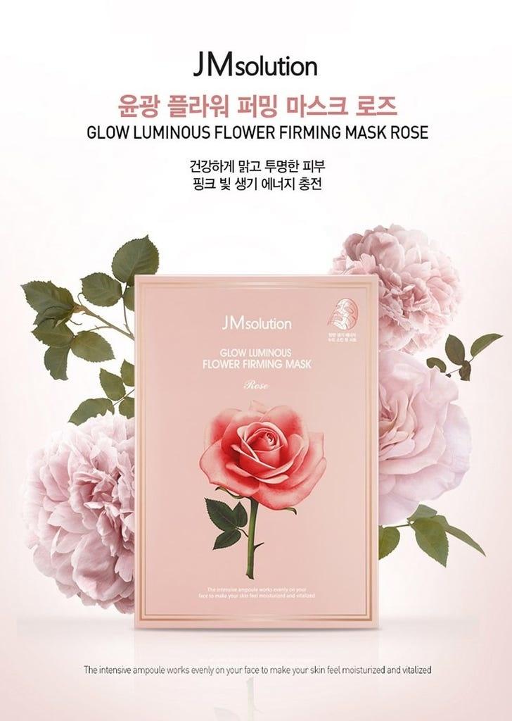 Glow Luminous Flower Firming Mask-2