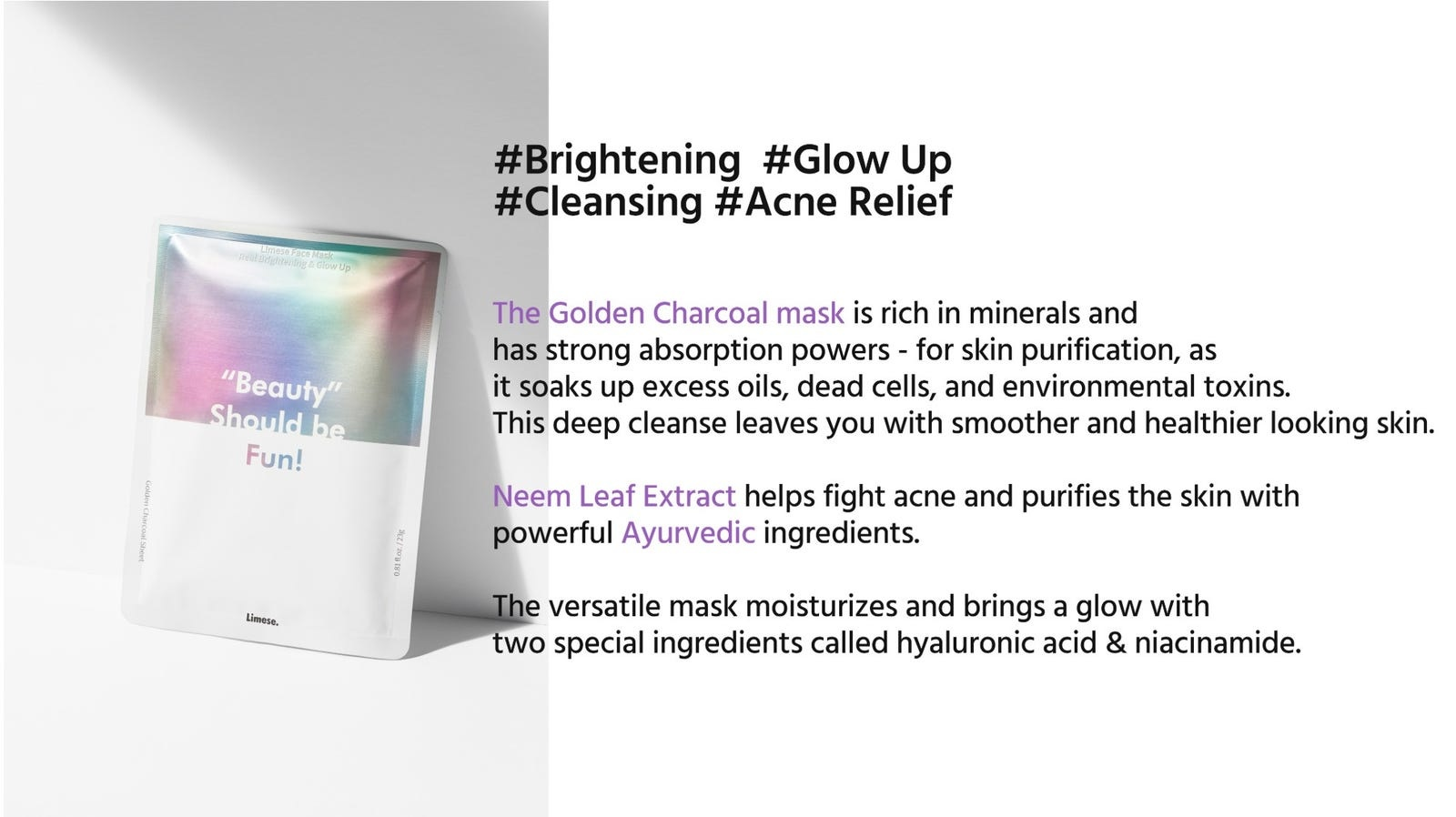 Face Mask Real Brightening & Glow Up-3