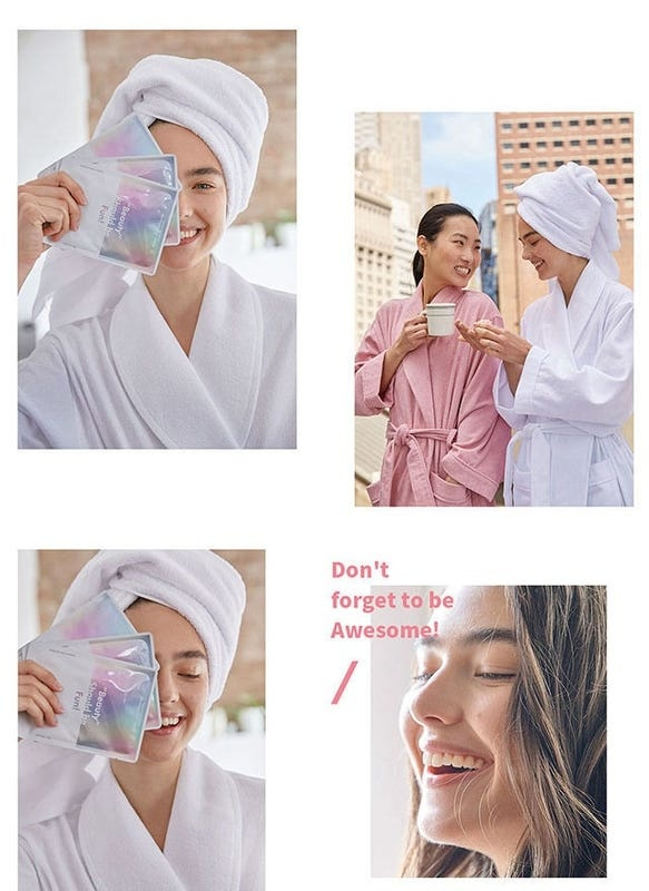 Face Mask Real Brightening & Glow Up-5
