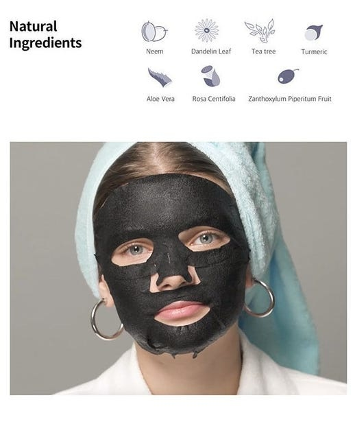 Face Mask Real Brightening & Glow Up-6
