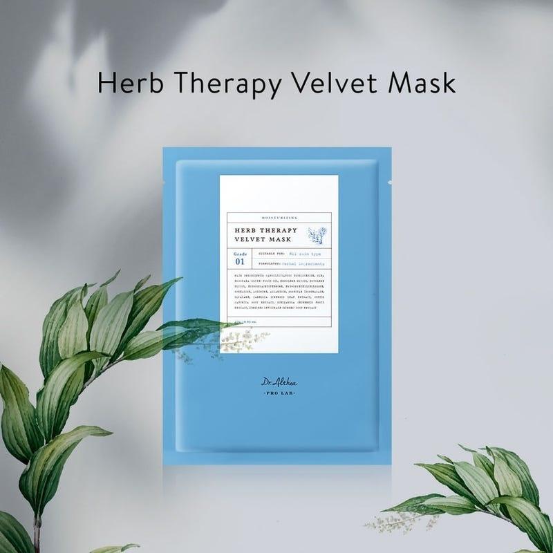 Herb Therapy Velvet Mask-2
