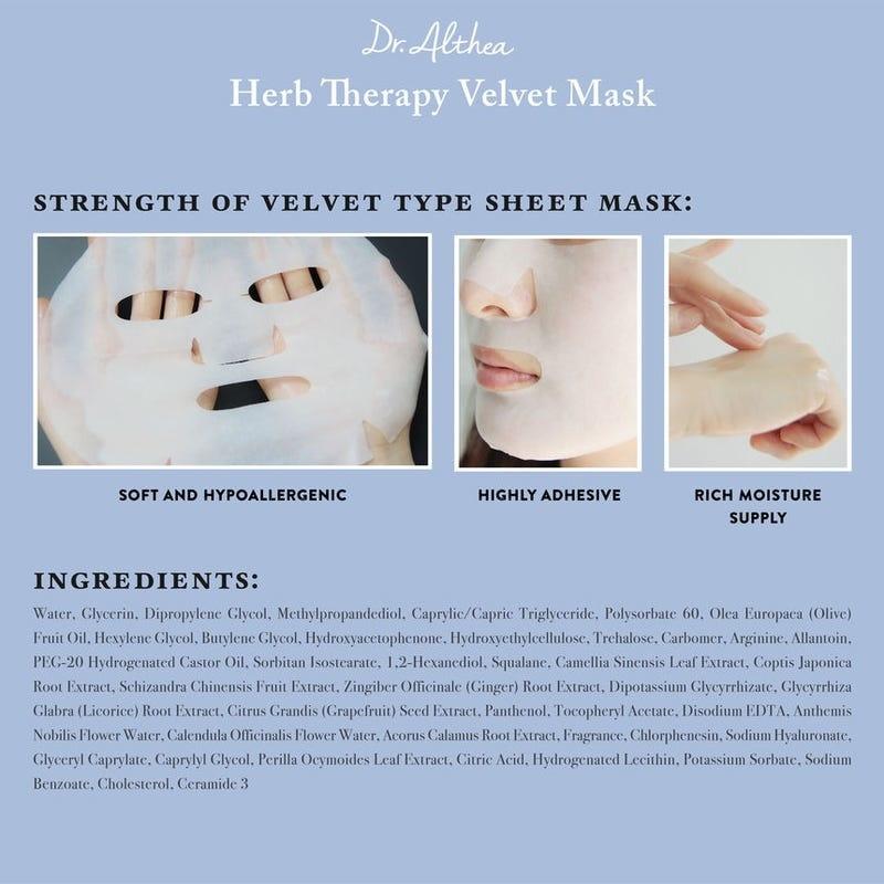 Herb Therapy Velvet Mask-4