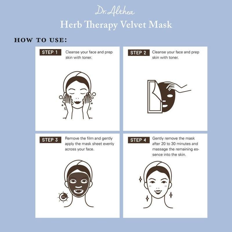 Herb Therapy Velvet Mask-5