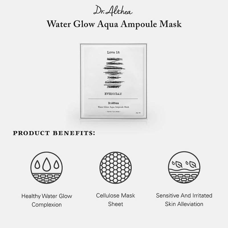 Water Glow Aqua Ampoule Mask-2