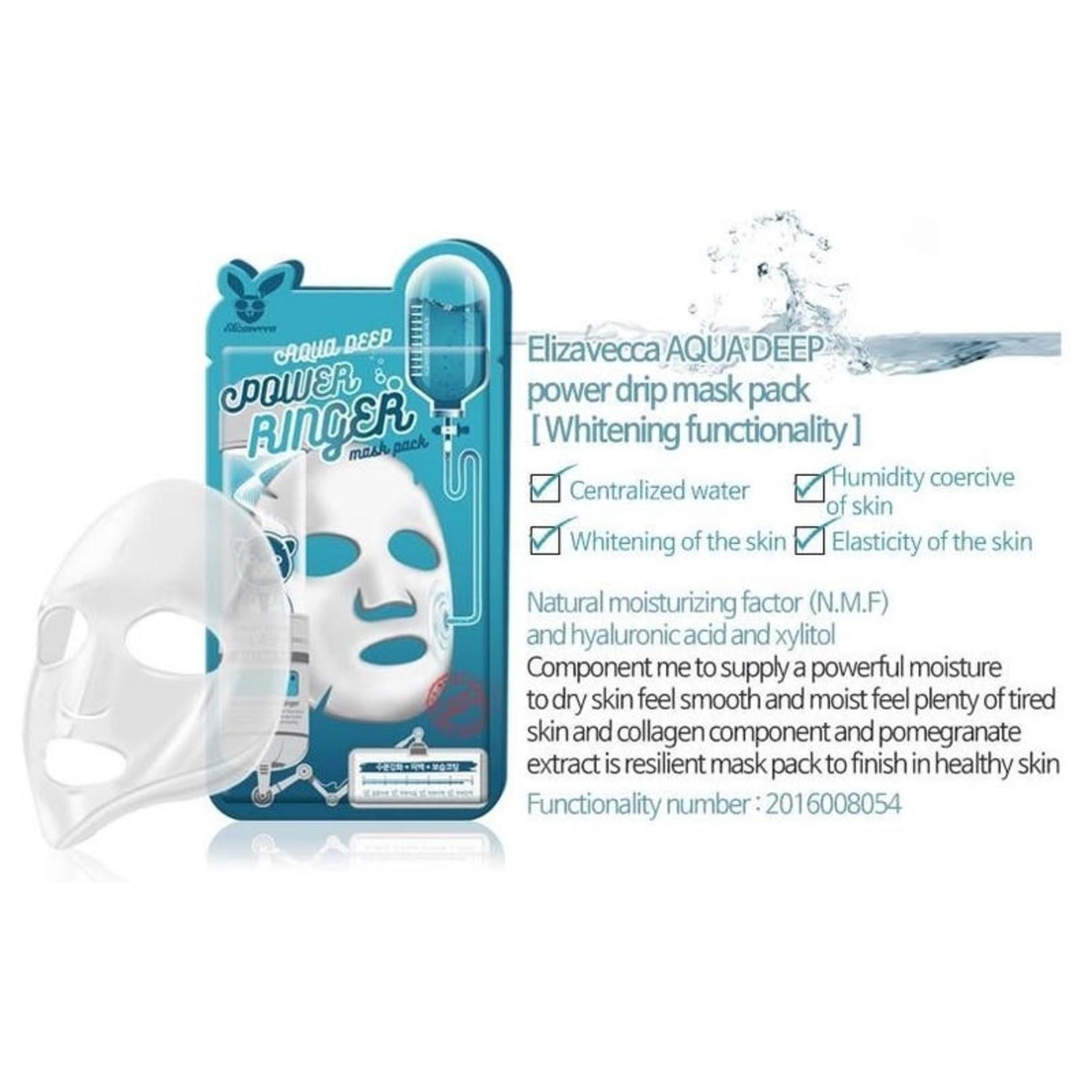 Elizavecca Aqua Deep Power Ringer Mask