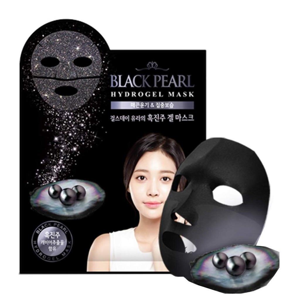 Black Pearl Hydrogel Maske-1