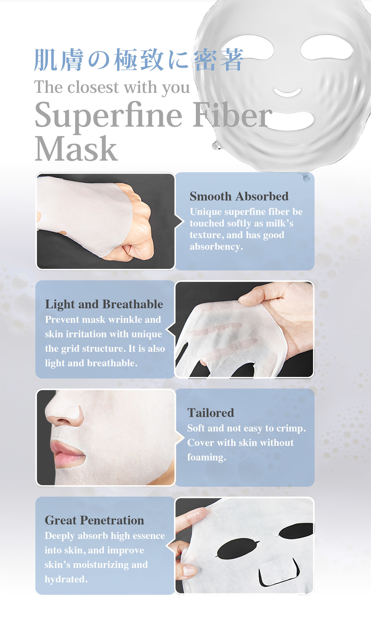 Extra Brightening Ampoule Mask (4 Stk)-4
