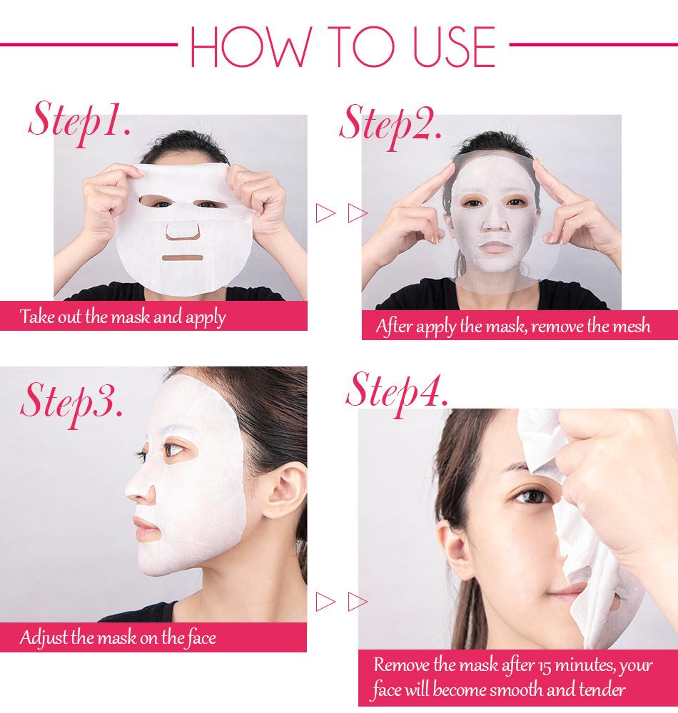 Extra Moisturizing Ampoule Mask (4 Stk)-5