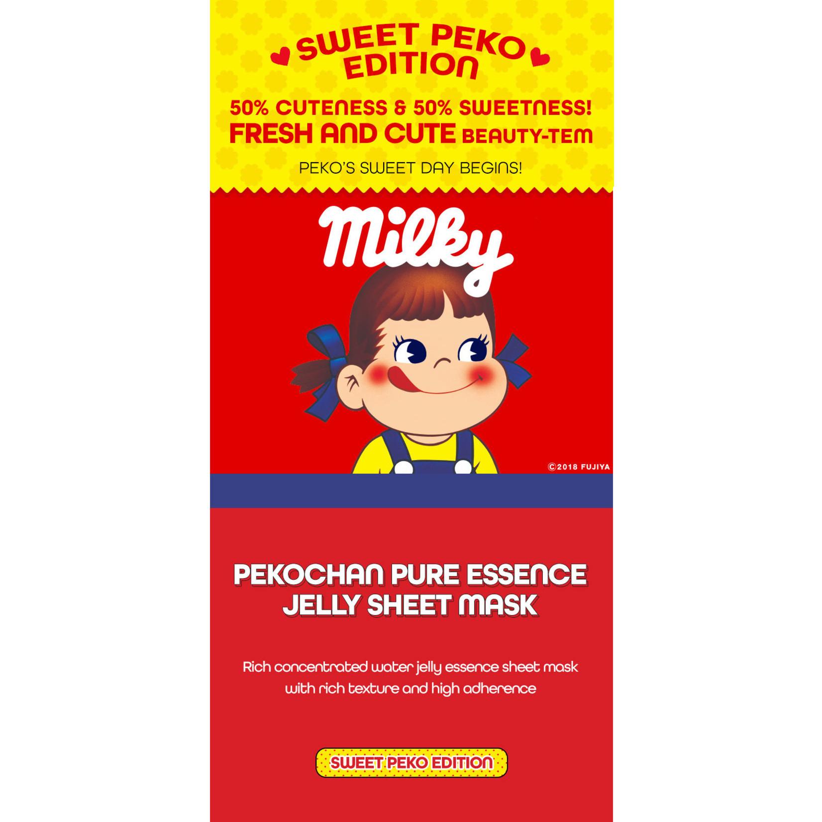 Holika Holika Jelly Mask Sheet Kiwi (Sweet Peko Limited Edition)