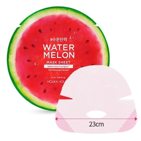 Watermelon Mask Sheet-1