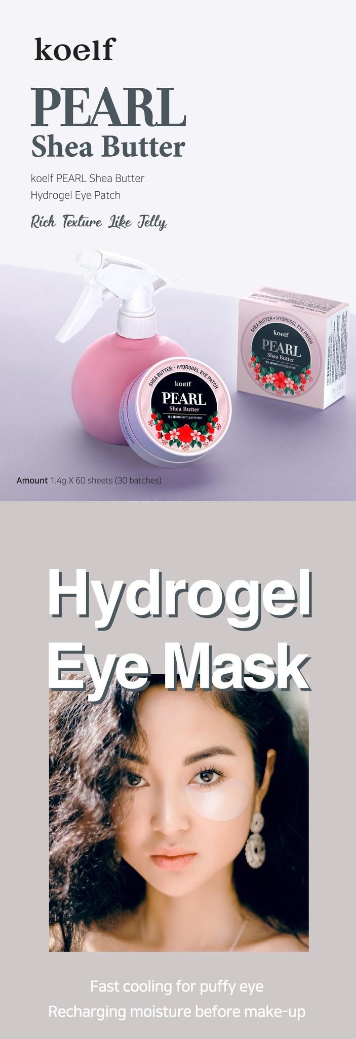 Pearl & Shea Butter Eye Patch-2