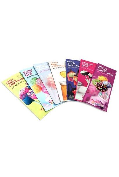 One Week Candy Mask Set (7 pcs)