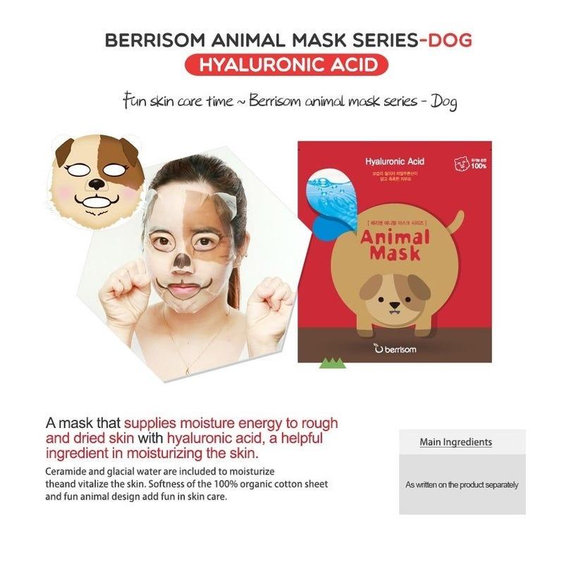 Animal Mask Series - Dog-5