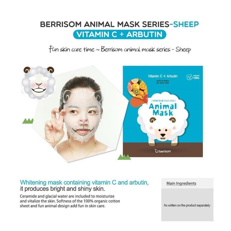 Animal Mask Series - Sheep-5
