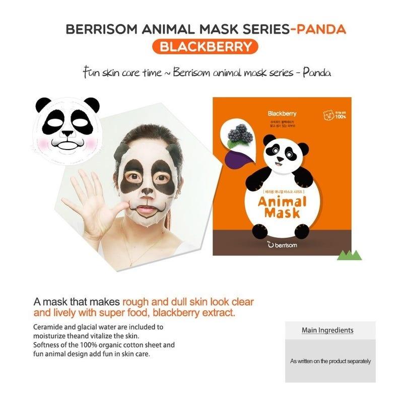 Animal Mask Series - Panda-5