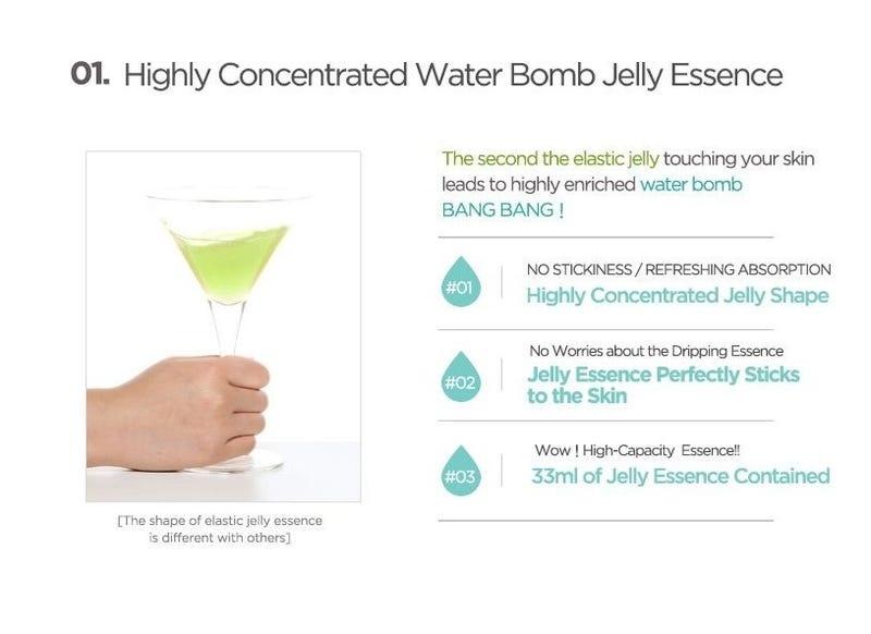 Water Bomb Jelly Mask - Moisture-5