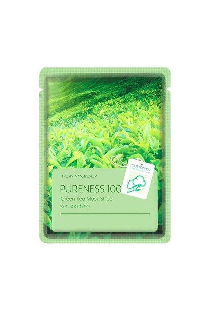 Pureness 100 Green Tea Mask Sheet
