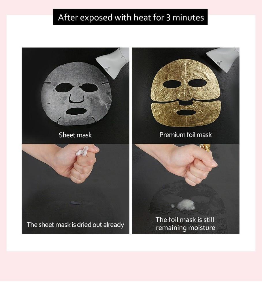 Signature Gold Mask-5