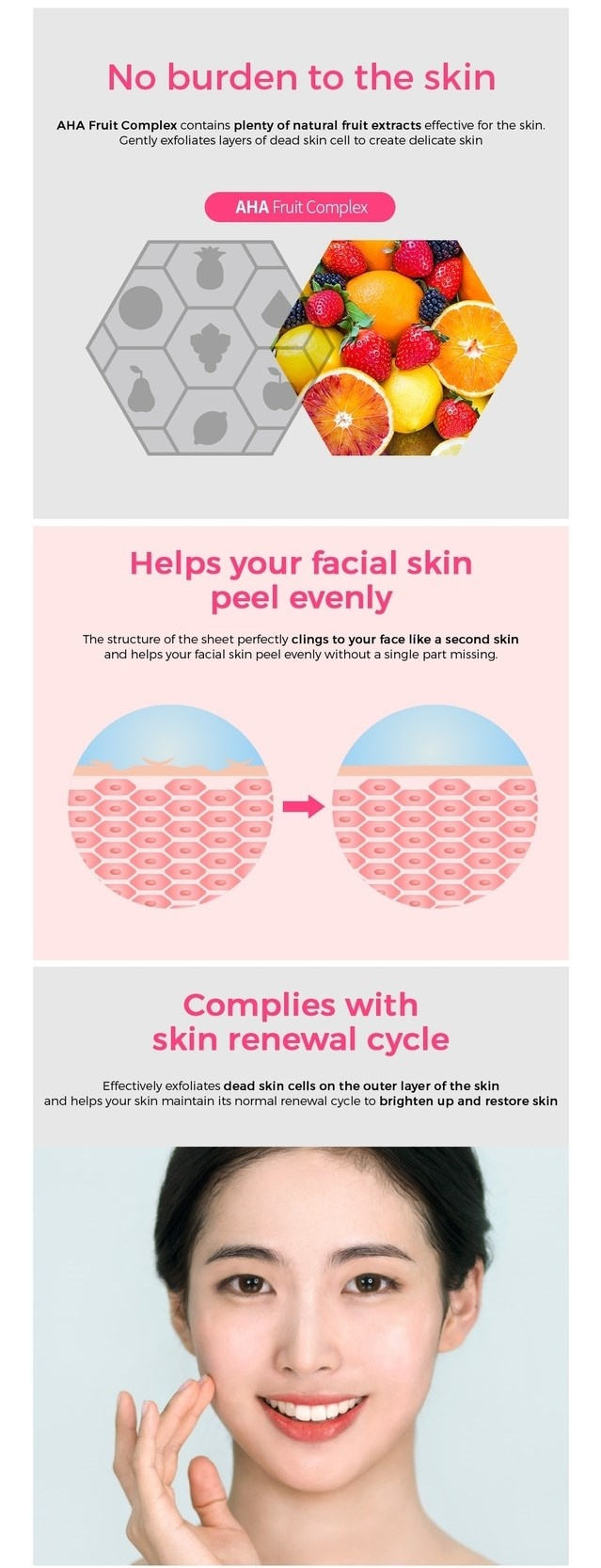AHA Peel So Good Peeling Mask-3