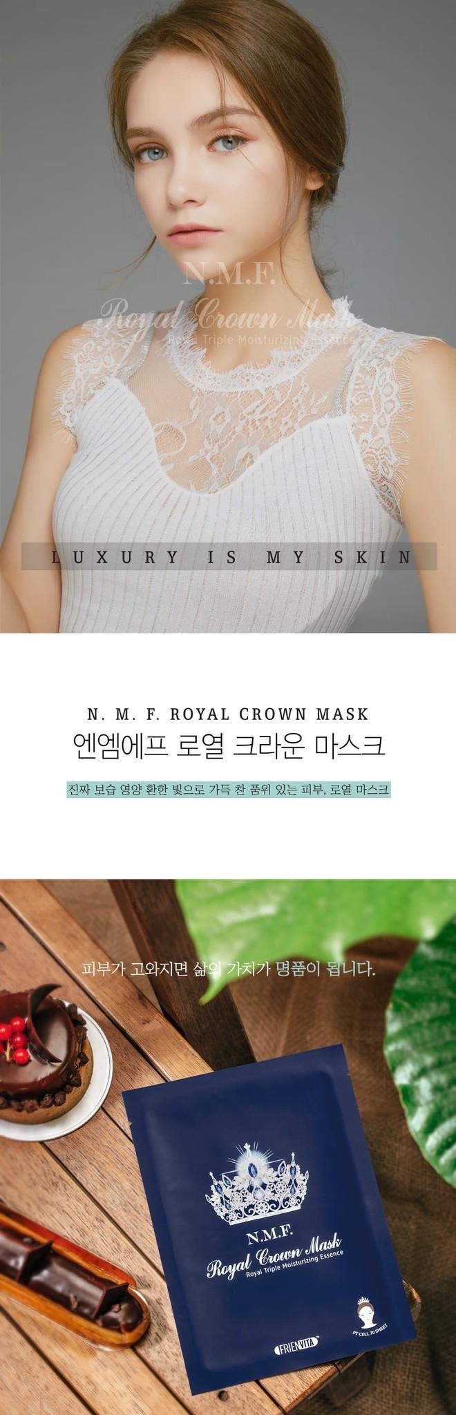 N.M.F Royal Crown Mask-2