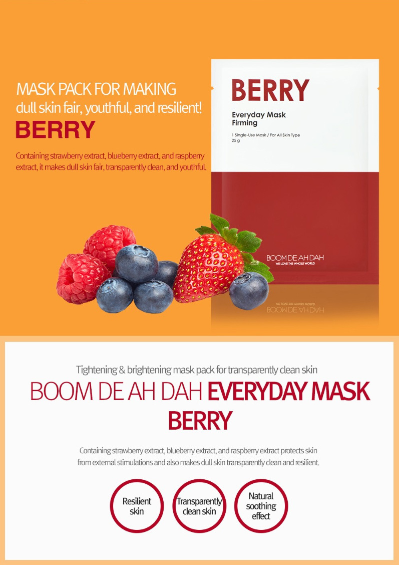 Berry Everyday Mask Firming-3