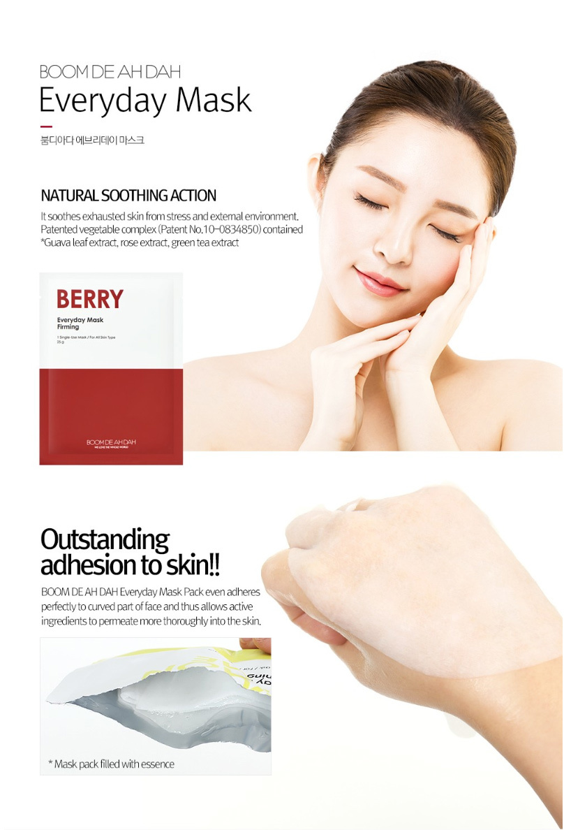 Berry Everyday Mask Firming-4