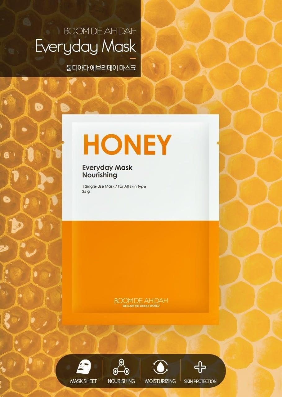 Honey Everyday Mask Nourishing-2