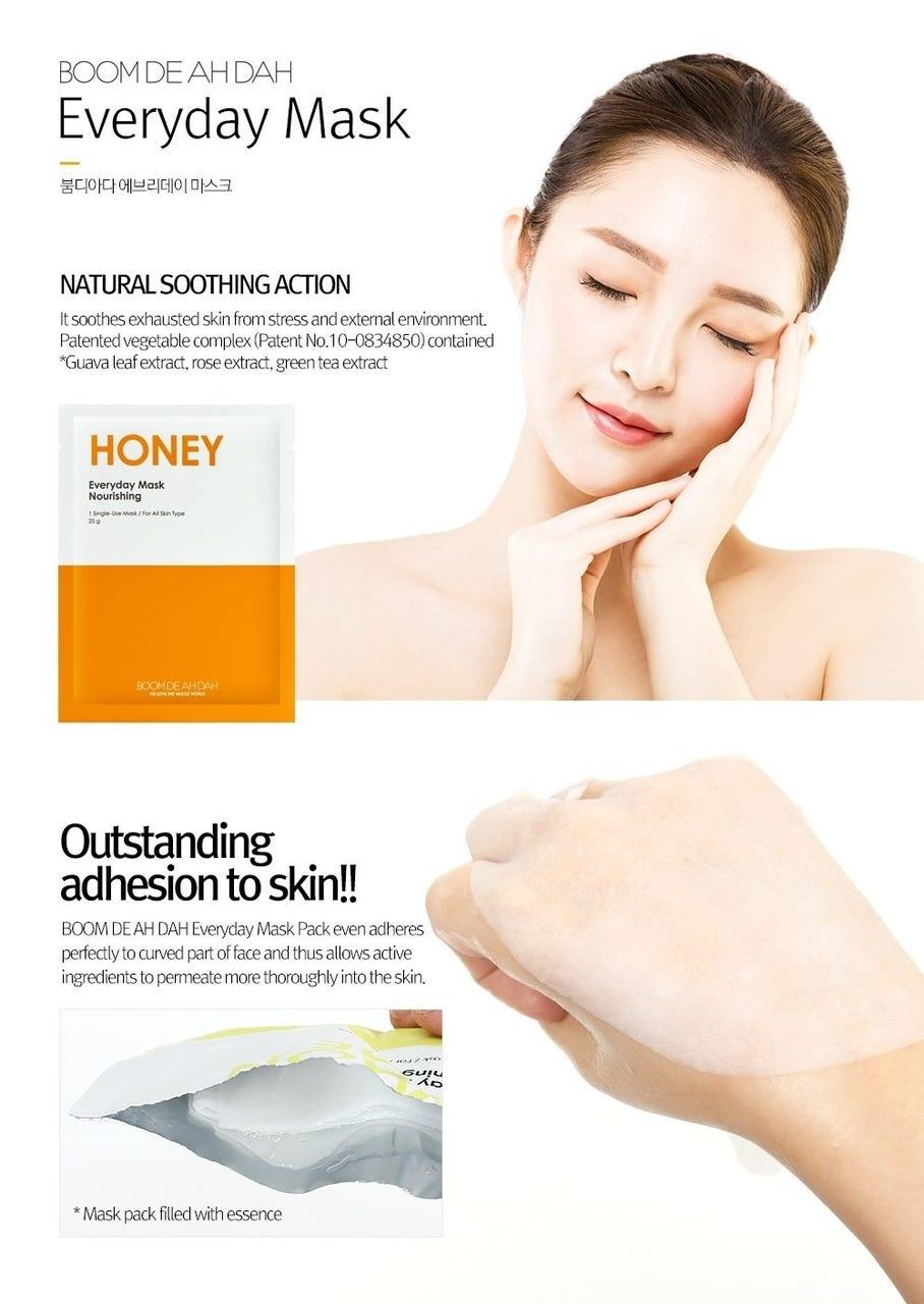 Honey Everyday Mask Nourishing-4