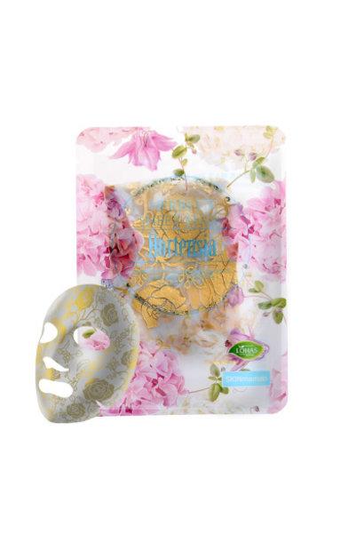 Skinmaman Herbs Fit Gold Rose Sheet Mask [Hortensia]