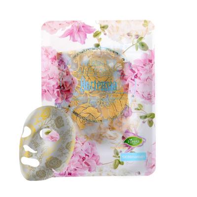 Skinmaman Herbs Fit Gold Rose Sheet Mask [Hortensia]-1