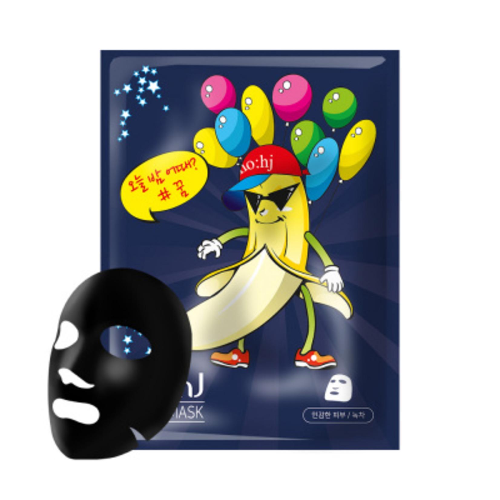 nohj Banana SSUL Maskpack [Green tea]