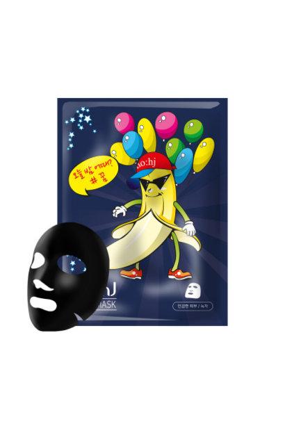 Banana SSUL Maskpack [Green tea]