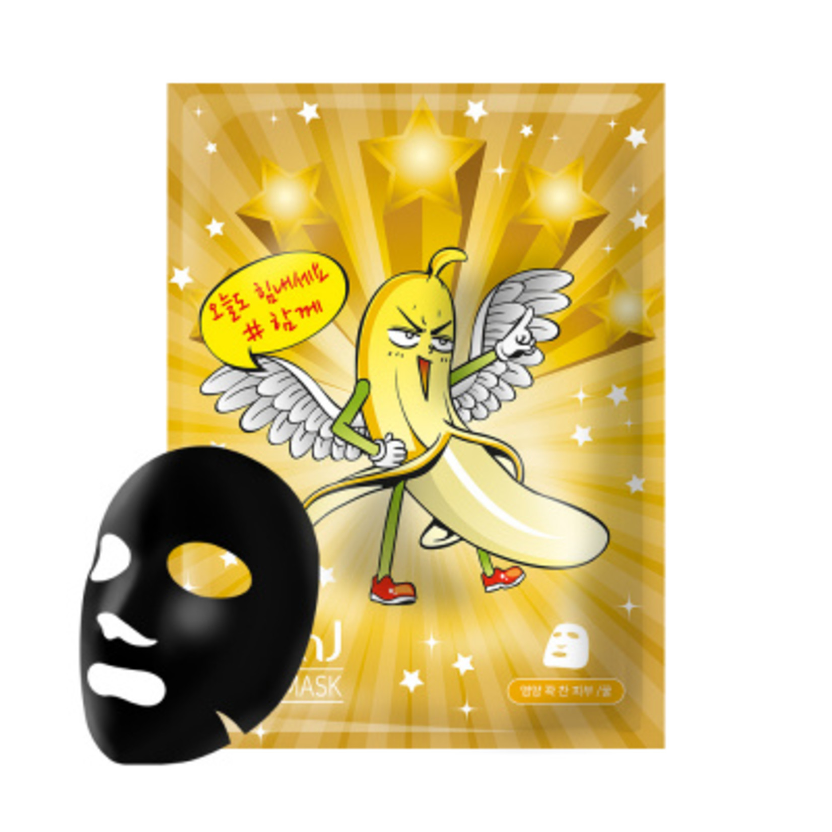 nohj Banana SSUL Maskpack [Honey]