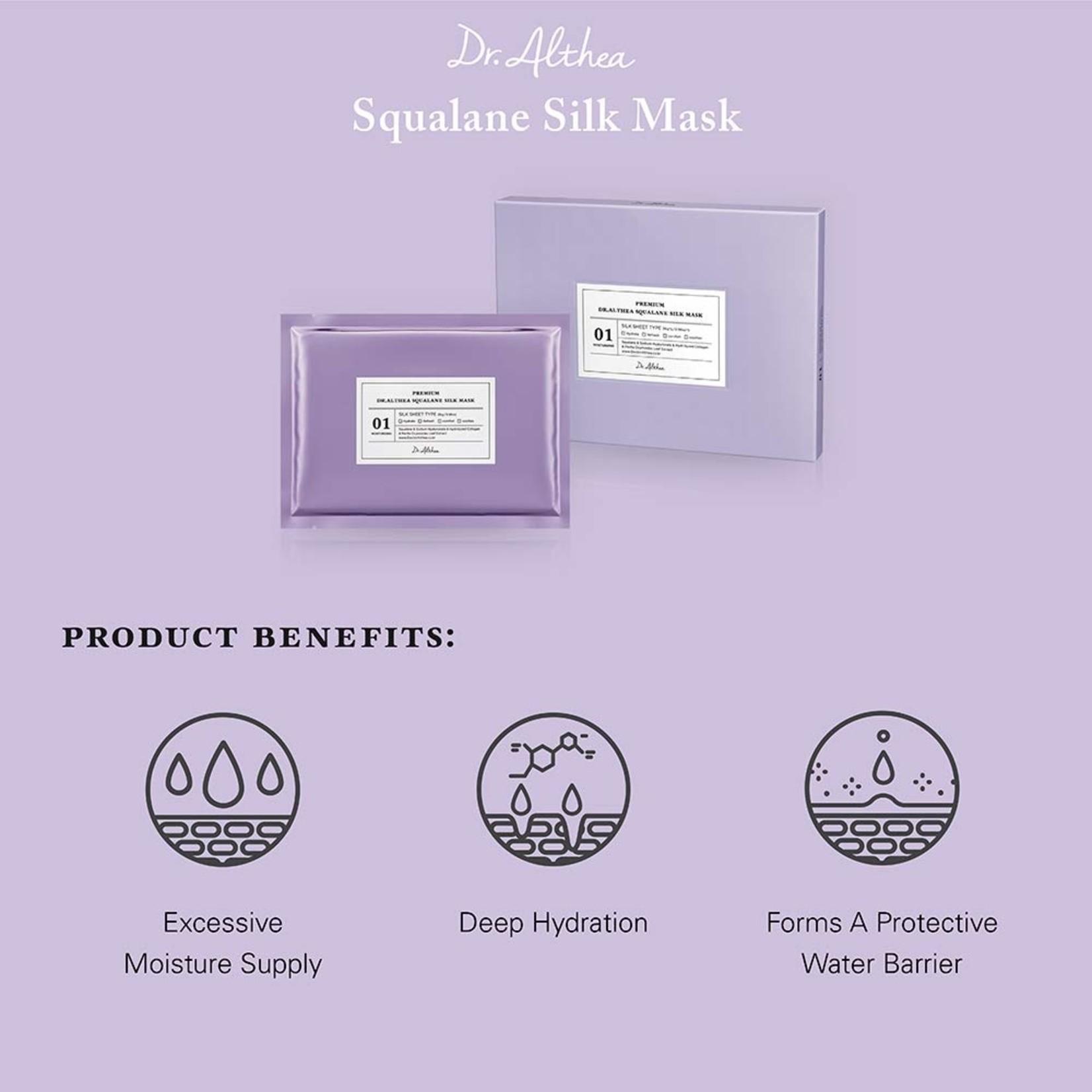 Dr. Althea Premium Squalane Silk Mask