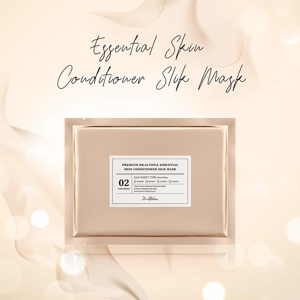 Premium Essential Skin Conditioner Silk Mask-2
