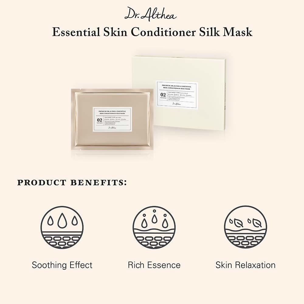 Premium Essential Skin Conditioner Silk Mask-3