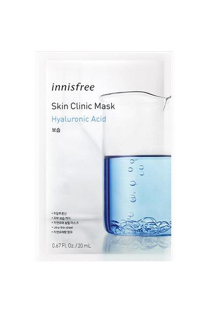 Skin Clinic Mask Hyaluronic Acid (Moisturizing)