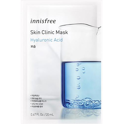 Skin Clinic Mask Hyaluronic Acid (Moisturizing)-1