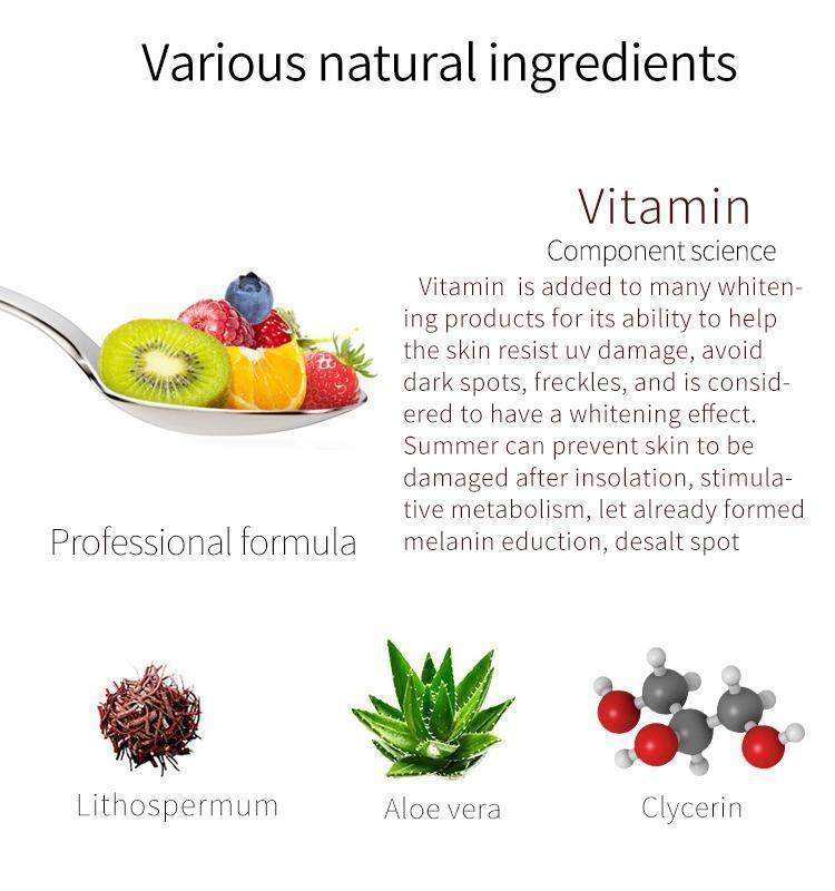 Vitamin + Lithospermum Facial Essence Mask-3