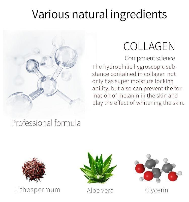 Collagen + Lithospermum Facial Essence Mask-3