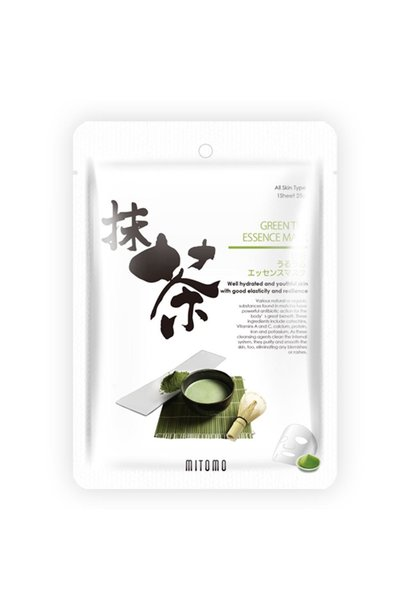 Green Tea Matcha Facial Essence Mask