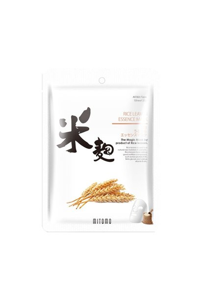 Rice Leaven Facial Essence Mask