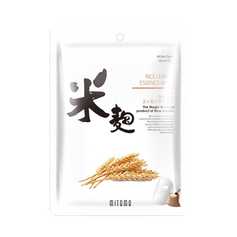 Rice Leaven Facial Essence Mask-1